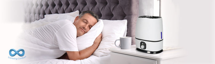 Is It Healthy to Sleep With a Humidifier?