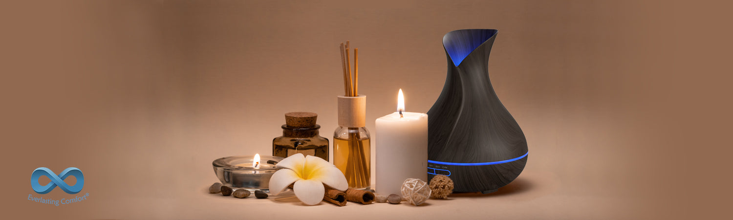 The Amazing Benefits of Having An Essential Oil Diffuser