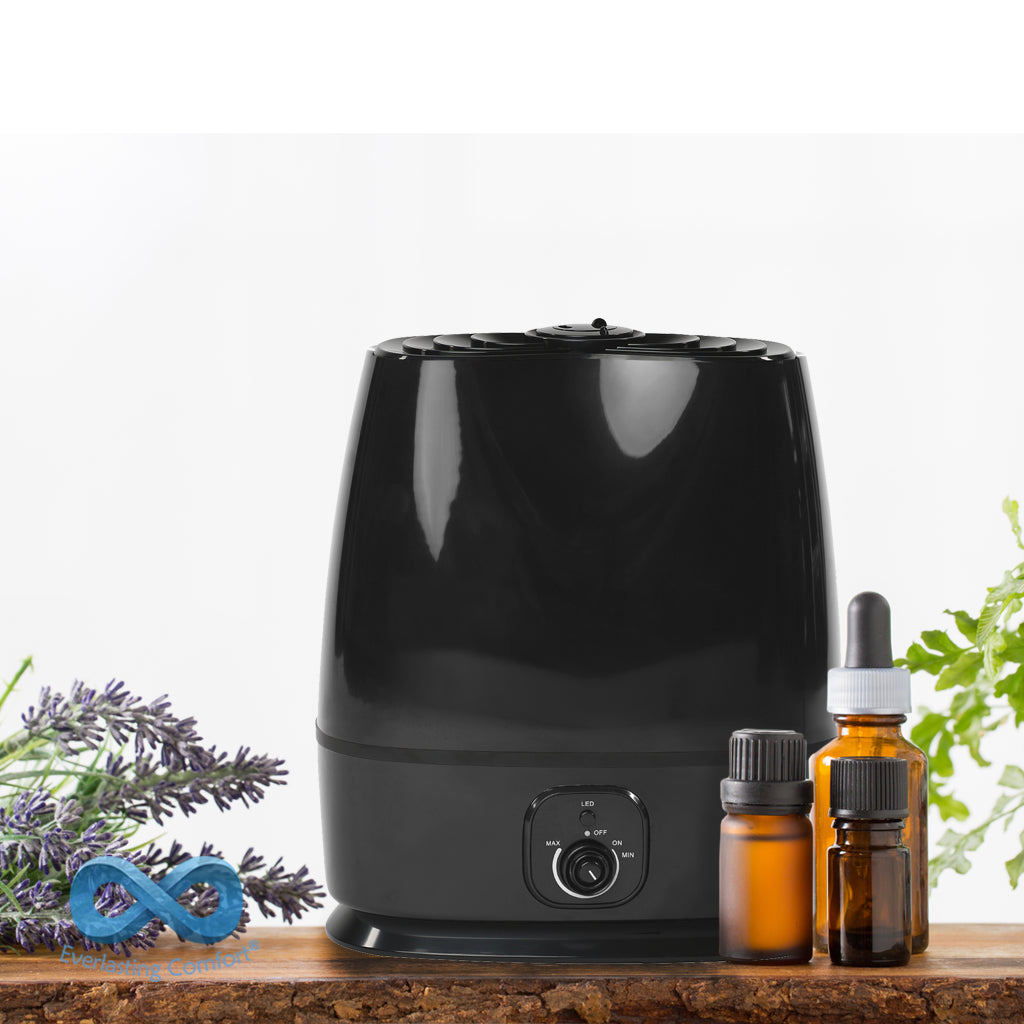 humidifier and aroma oils