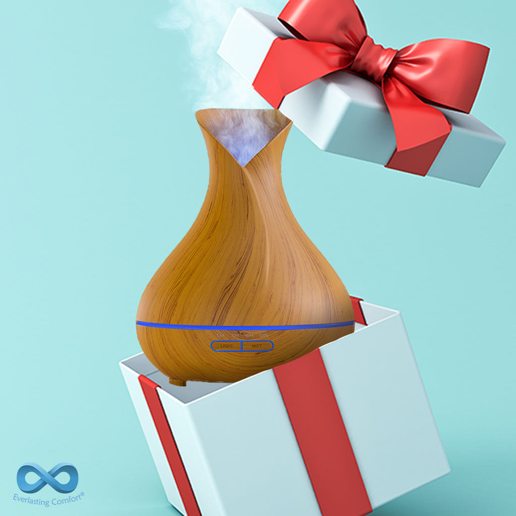 oil diffuser is a great gift