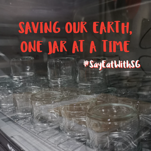 Saving Our Earth, One Jar At A Time
