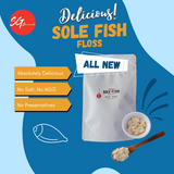 Delicious Sole Fish Floss (10g)