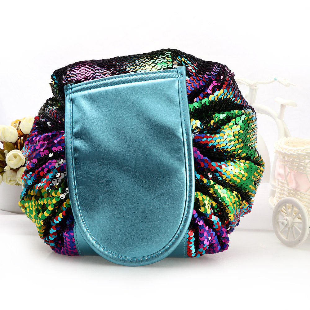 Sluggish Mermaid Makeup Bag - PicaPicaBeauty