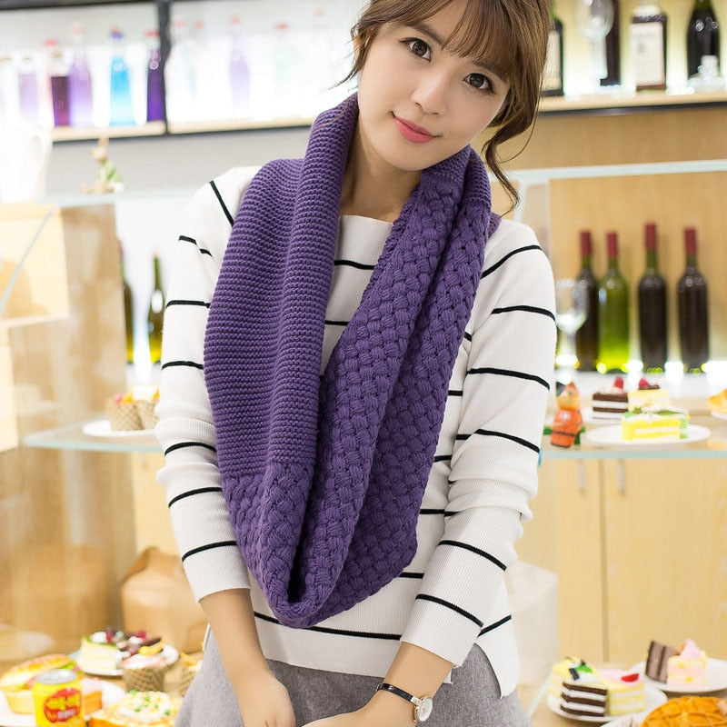 Double Wrap Shawl - PicaPicaBeauty