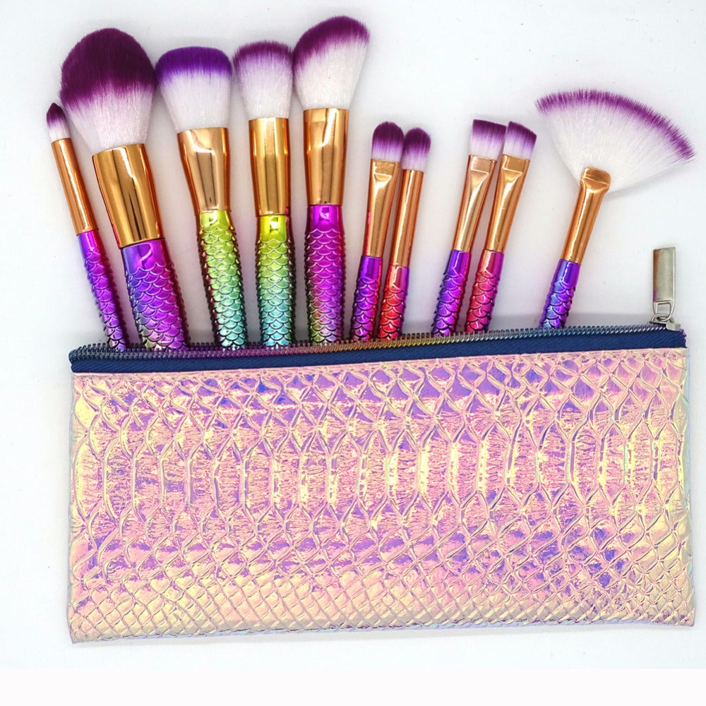 6/10PCS Mermaid Organizer - PicaPicaBeauty
