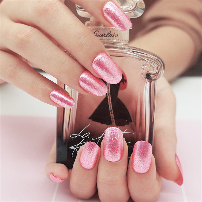 16 Tips Real Nail Polish Stickers - Candy - PicaPicaBeauty