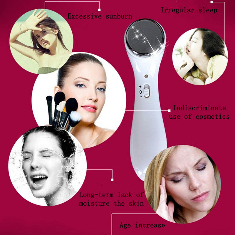 Electric facial cleaner - PicaPicaBeauty
