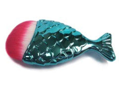 Chubby Mermaid Foundation Brush - PicaPicaBeauty