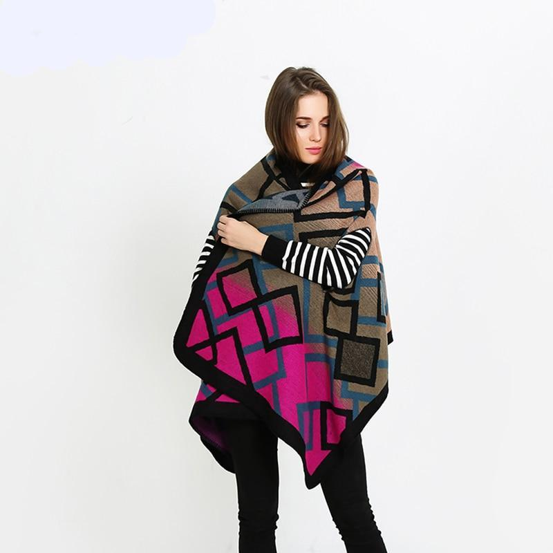Geometric Cloak - PicaPicaBeauty