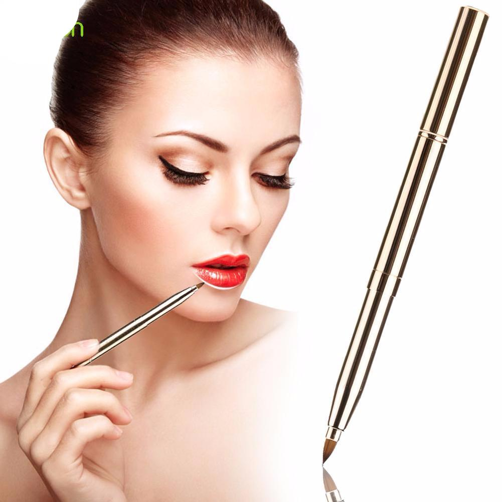 Pro Double-headed Lip/Eye Brush - PicaPicaBeauty