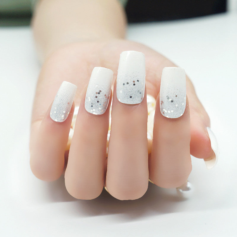 16 Tips Real Nail Polish Stickers - Frosted – PicaPicaBeauty