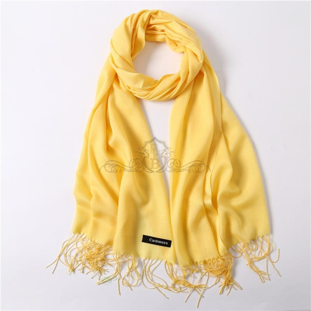 Long and Warm Pashmina Shawls - PicaPicaBeauty