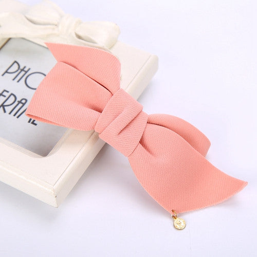 Big Bow Hair Clips - PicaPicaBeauty