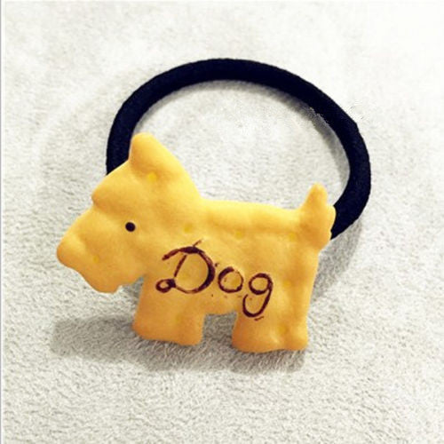 1pcs Girls Kids Baby Cute Biscuit Shape Hair Band - PicaPicaBeauty