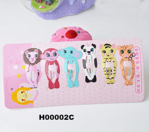 Animal Shaped cute Kids' hair pins - PicaPicaBeauty