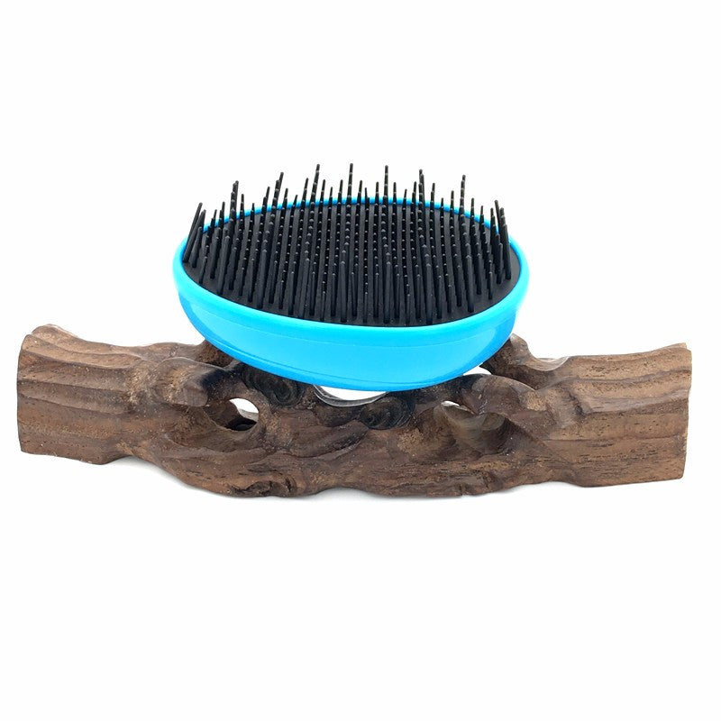 Egg Hair Brush Detangler - PicaPicaBeauty