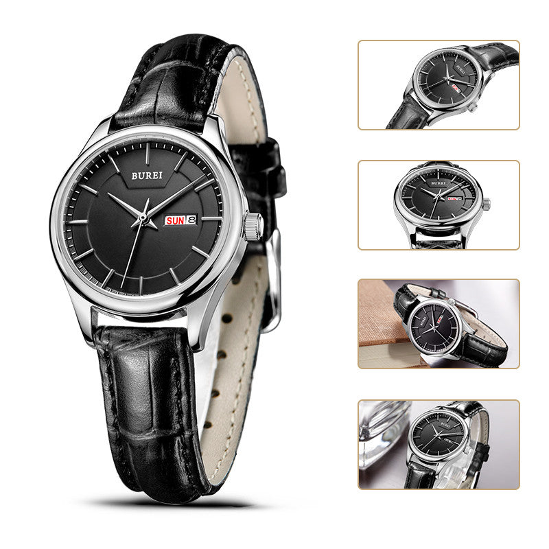 Women Casual Gold Case Watch - PicaPicaBeauty