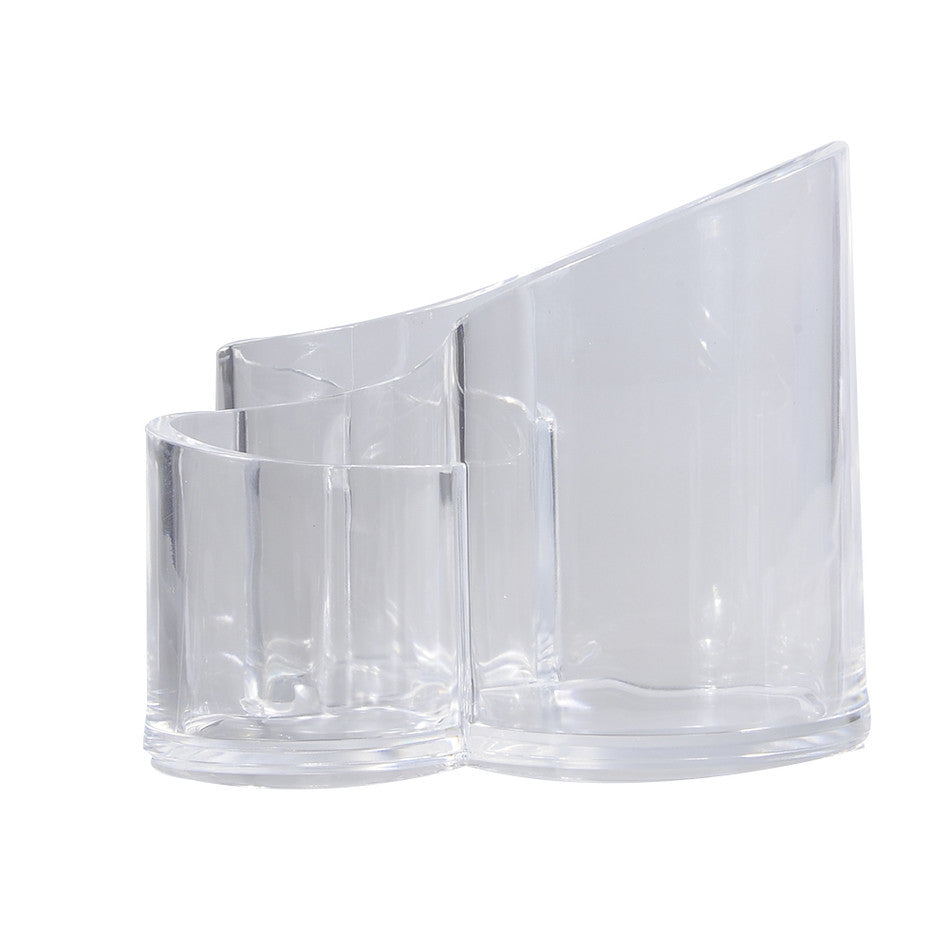 Clear Cup Holder - PicaPicaBeauty