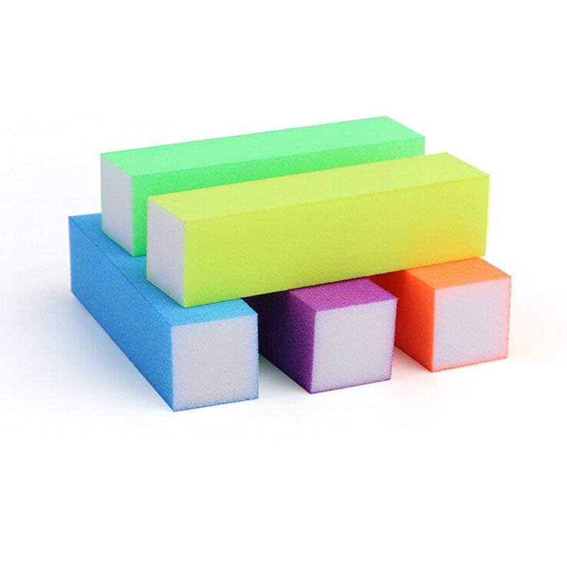 Cool Colours Nail Sanding Block - PicaPicaBeauty