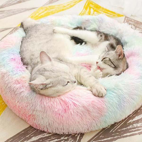 Marshmellow Cat Bed