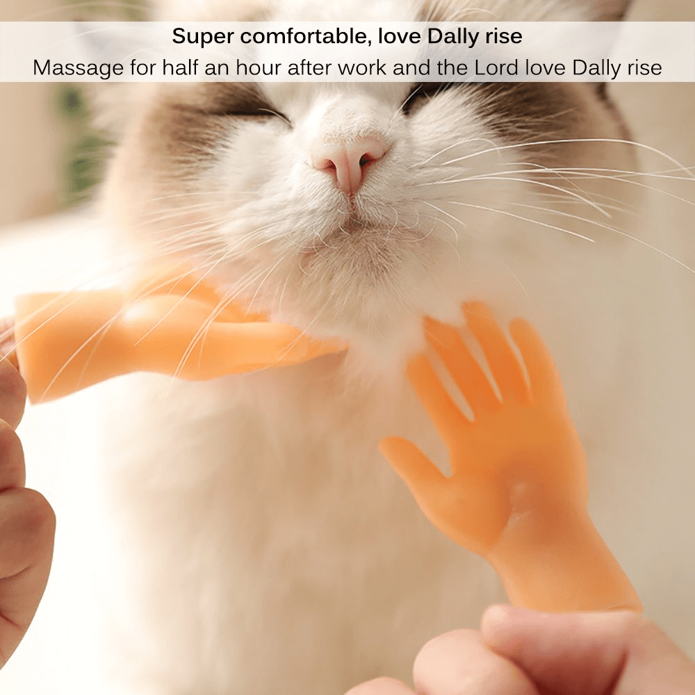 Cat Petting Finger Puppets - Wonderful Cats