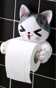 3D Cat Toilet Paper Holder - Wonderful Cats