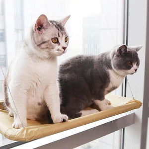 Cat Window Seat Hammock - Wonderful Cats