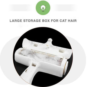 Handheld Pet Hair Roller - Wonderful Cats