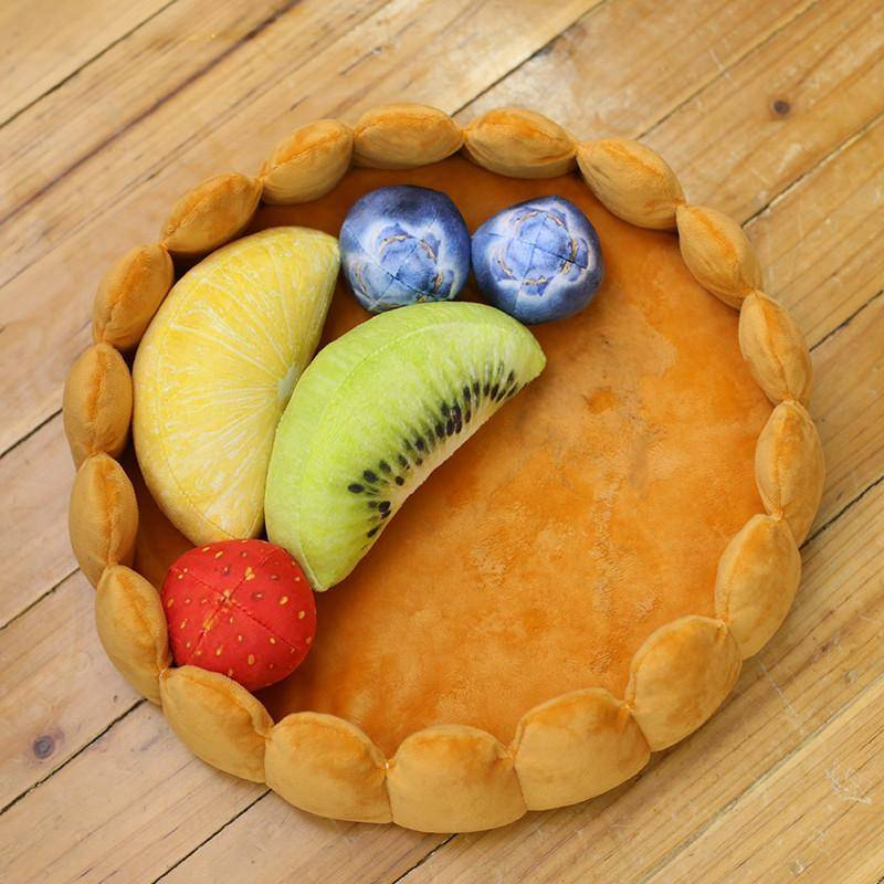 Fruit Tart Cat Bed - Wonderful Cats