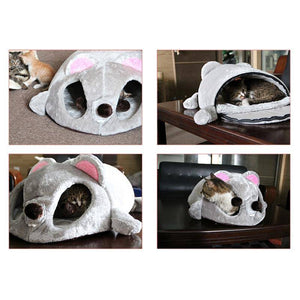 Mouse Cat House Bed