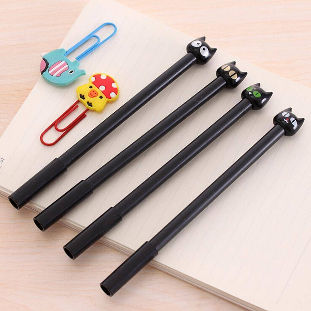 Cute Cat Pens 4 Pcs - Wonderful Cats