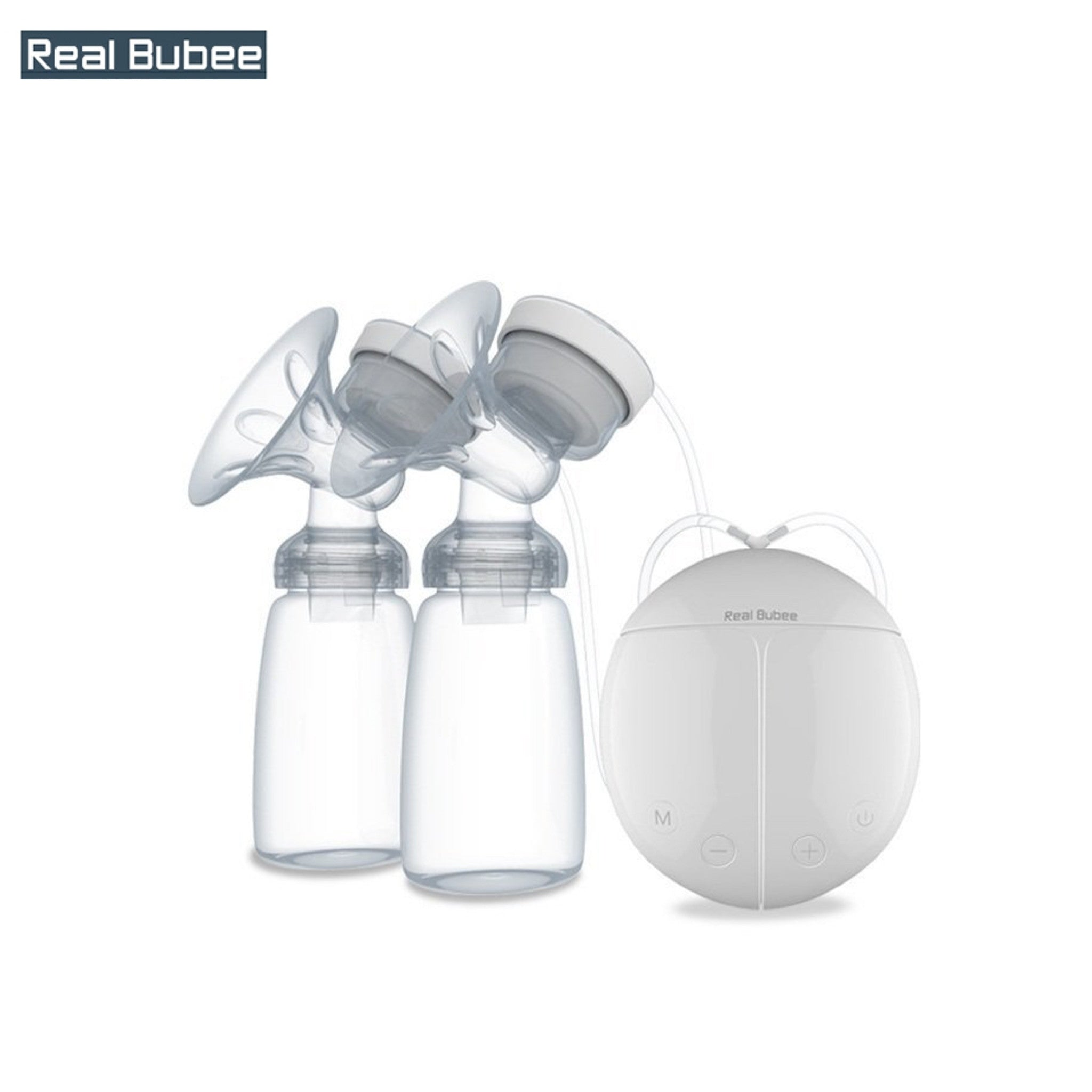 real bubee intelligent double electric pump