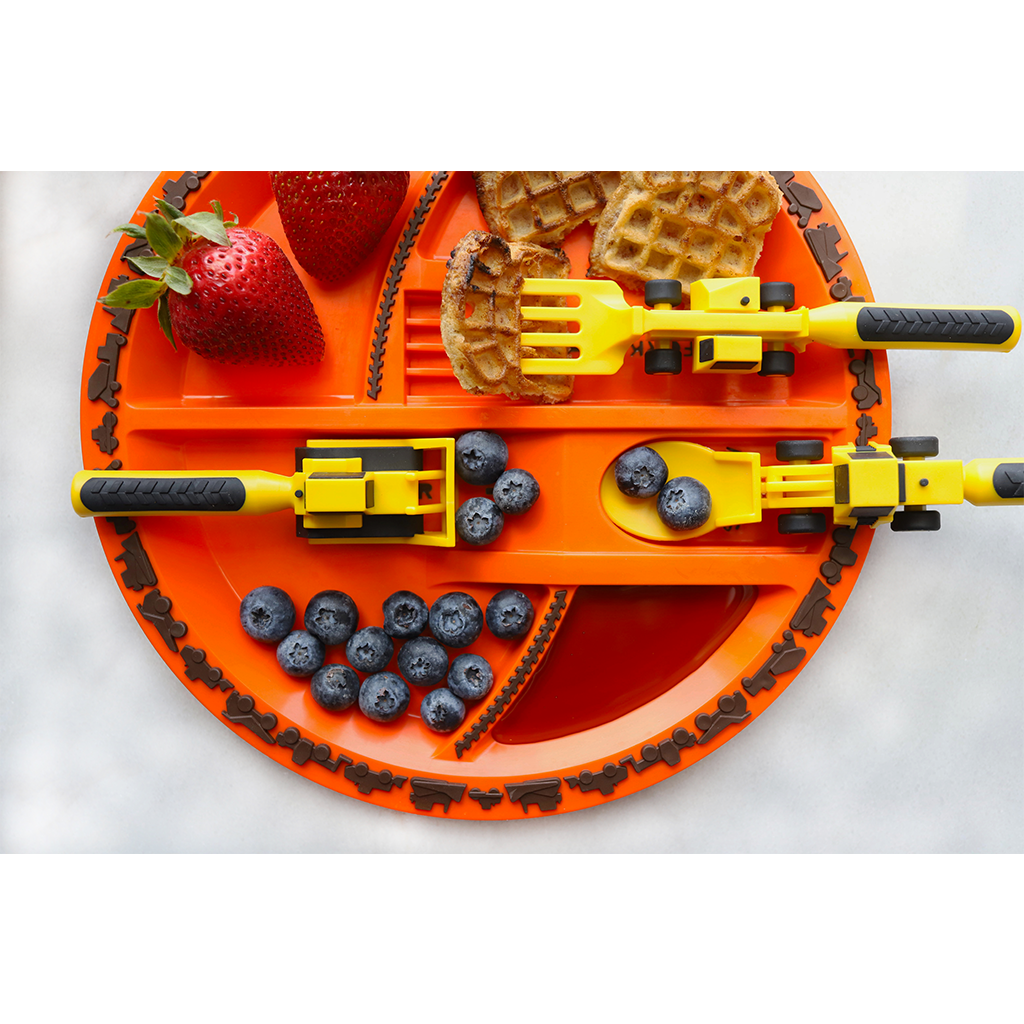 constructive eating plate [construction]