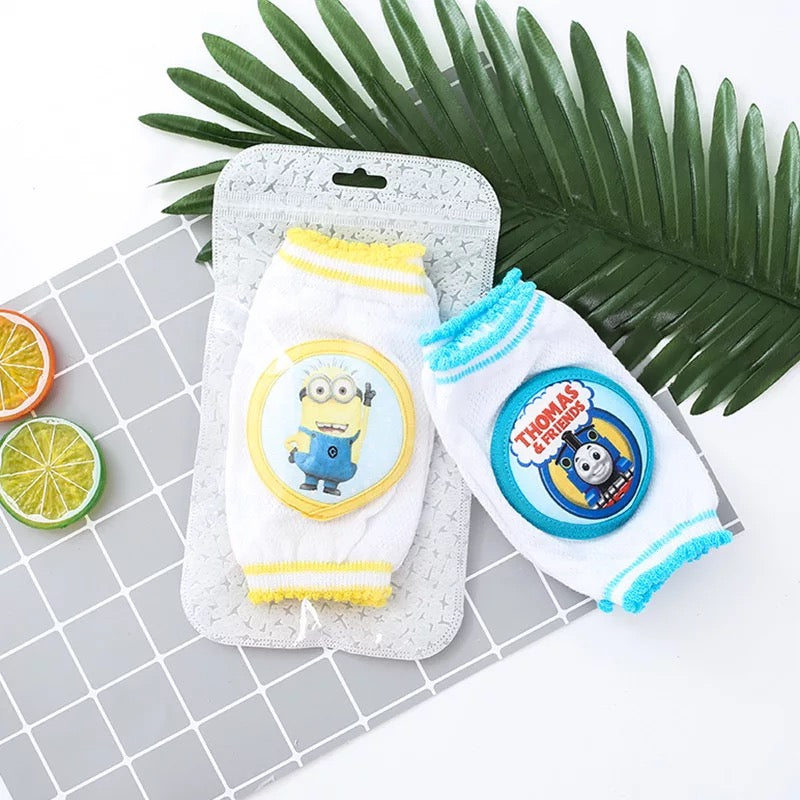 cartoon crawling pad [1 pair/pack]