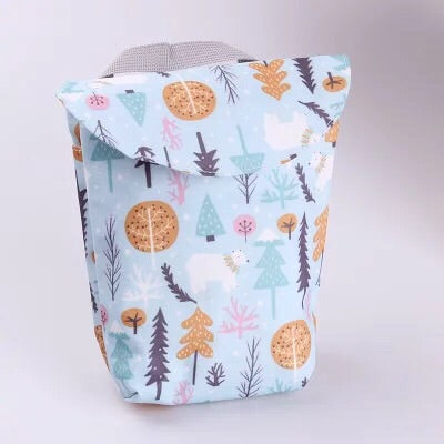 Diaper Hand Pouch