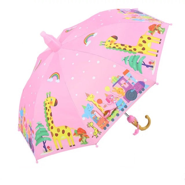 kids umbrella [ice cream handle]