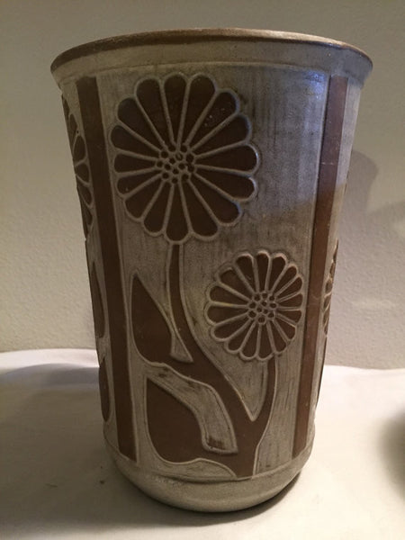 David Stewart for Lion's Valley - Studio Art Pottery Canisters/Vases Set of 3 -SOLD - SOLD - SOLD