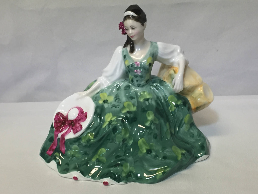 ON SALE - Royal Doulton figurine Elyse HN2474 - designed by M Davies