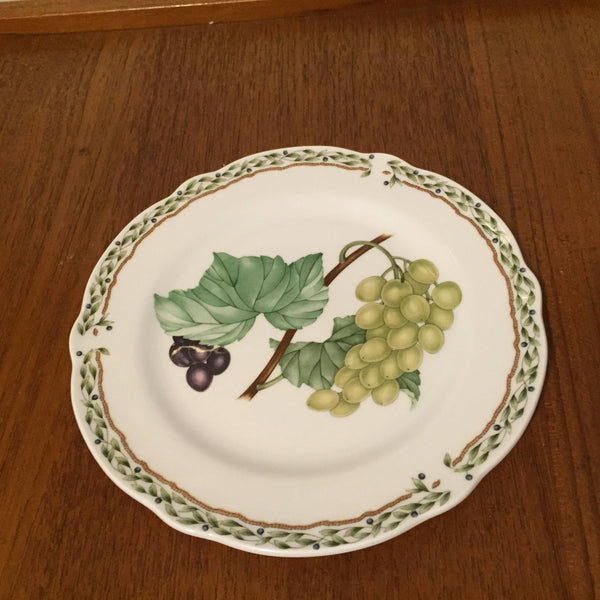 Noritake Primachina Royal Orchard  #9416 Bread and Butter Plate