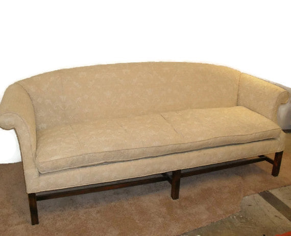 Vintage Mid Century Beautiful Henredon Federal Sofa-  SOLD- SOLD - SOLD