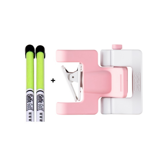 Pink/White Set - SelfieGOLF USA