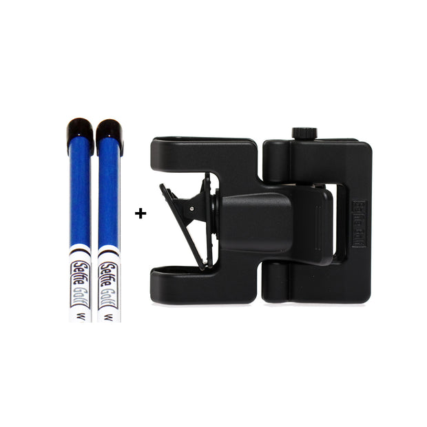 Matte Black Set - SelfieGOLF USA