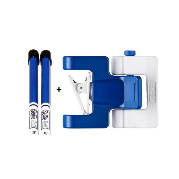 Blue/White Set - SelfieGOLF USA
