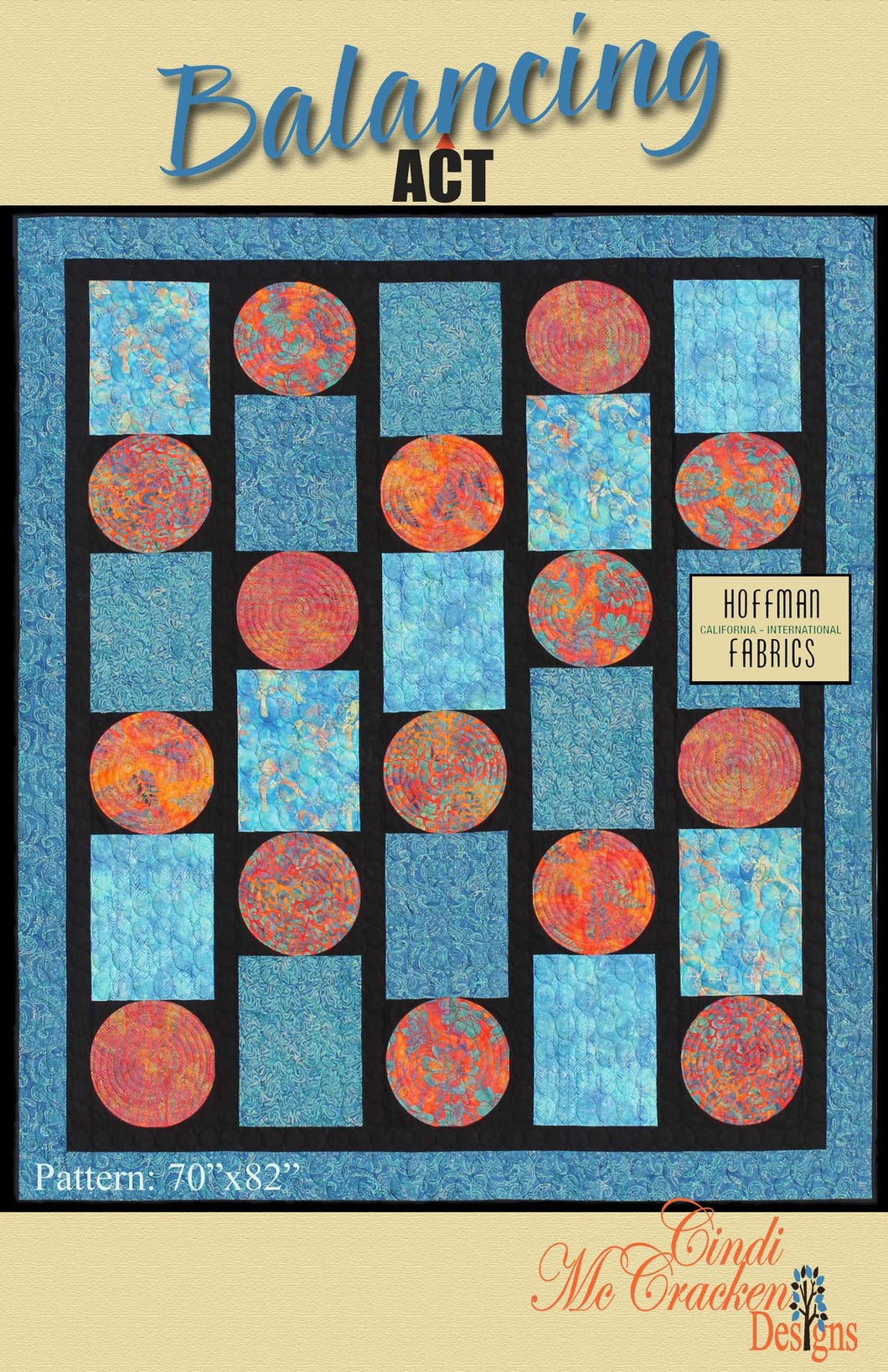 Balancing Act Quilt Pattern