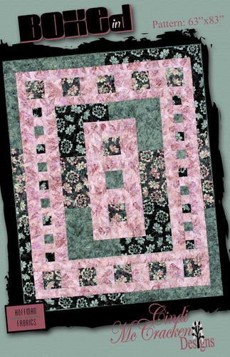 Boxed In Quilt Pattern