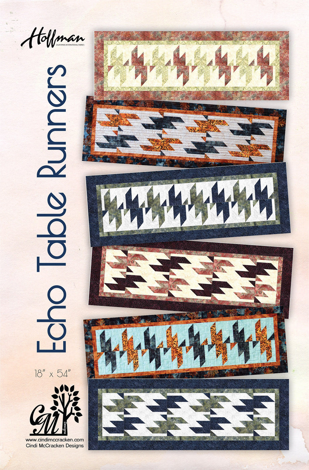 Echo Table Runner