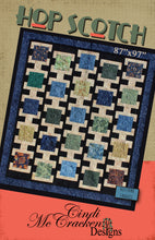 Hop Scotch Quilt Pattern