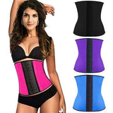 Best Waist Trainer - corset Slimming Belt Shaper body shaper modeling
