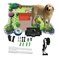 Underground Dog Electric Fencing Shock Collar System...FREE SHIPPING... pet accessories - flossiy.com