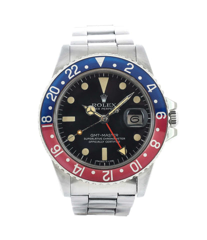 Luxury Designer GMT Master II Men's Watch...#888